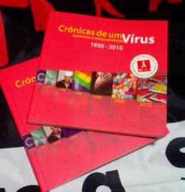 Livro - Crónicas de um vírus