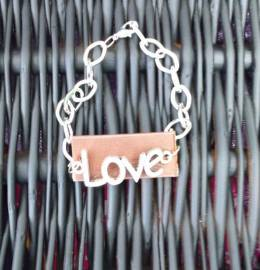 Pulseira love