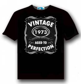 T-SHIRT AGED TO PERFECTION