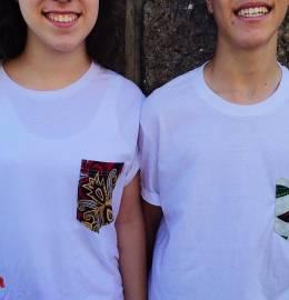 T-shirt Bolso Capulana