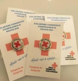 Pins CVP Sanguedo