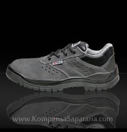 Sapato Protecção c/Biqueira e Palmilha de Aço