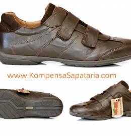 Sap.Feet2 em Pele c/Velcro