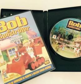DVDS Bob O Construtor