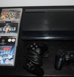 PS3  super slim 12g (expansíveis)