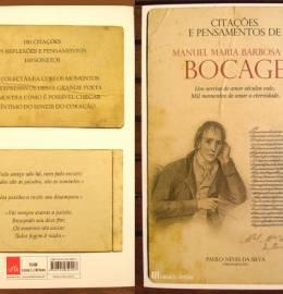 Citações e Pensamento de Manuel Maria Barbosa du Bocage