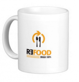 Caneca Re-food