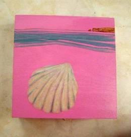 Caixa de Madeira II