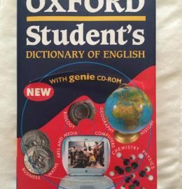 Dicionário Oxford inglês-inglês