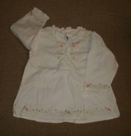 Lote de 2 blusas (12 meses) - Pré-Natal