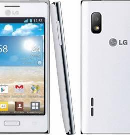 LG  L5 Branco