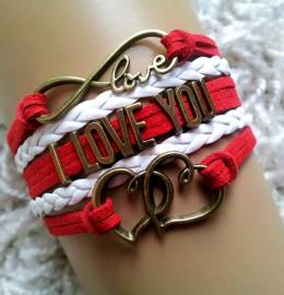 Personalised Braided Bracelet