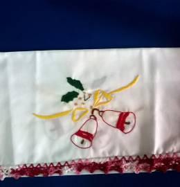 Napron bordado (Natal)