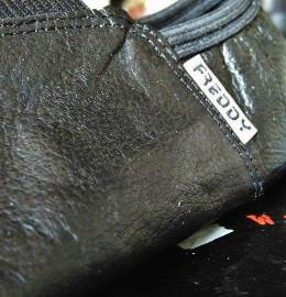 Sapatos de ginástica artística Freddy | Artistic gymnastics shoes Freddy