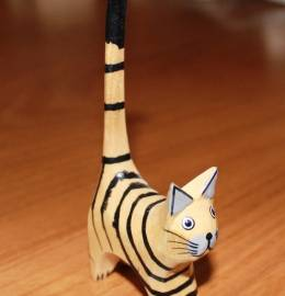 Gato de Madeira