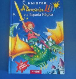 Livro A Bruxinha Lili