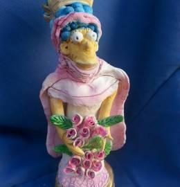 Nossa Senhora Marge Simpson