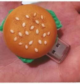 Pen USB Hamburguer