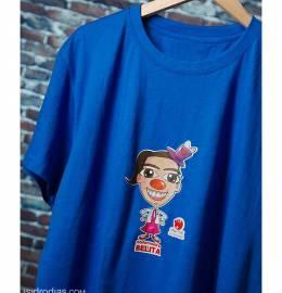 T-shirt da Enfermeira Belita Palhaços d'Opital