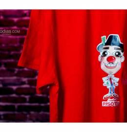 T-shirt do Doutor Risotto da Palhaços d'Opital