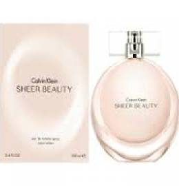 Perfume Calvin Klein Sheer beauty