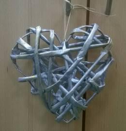 Coração decorativo