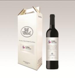 Vinho solidário Casa das Cores - Pack 2 garrafas