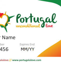 PULCard by Portugal Unconditional Love