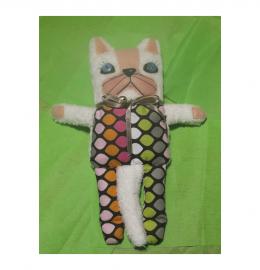 Gato Peluche feito à mão