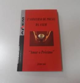 Livro de Poesia da ANEM