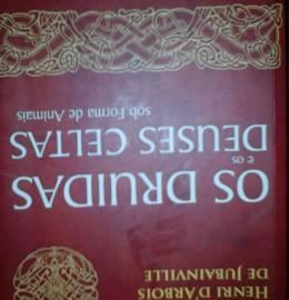 Livro: Os druidas e os deuses celtas