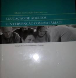 Livro: Educação de Adultos