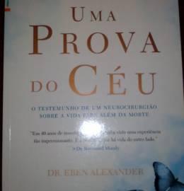 Livro: Uma prova do Céu
