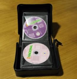 Caixa para CD`s