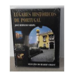 Lugares Históricos de Portugal de José Hermano Saraiva