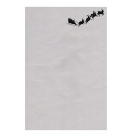 Postal de Natal_Trenó
