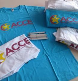 Tshirt ACCE + Caneta