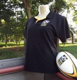 Kit Bola Gilbert Zenon IRPT + Camisa Polo IRPT
