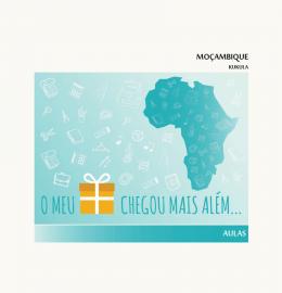 Presente com Futuro - Aulas - Moçambique