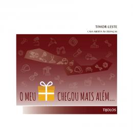 Presente com Futuro - Tijolos - Timor-Leste