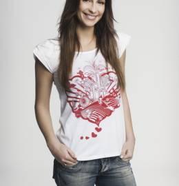 T-shirt Mulher (tamanho M e L)