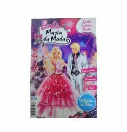 Revista Barbie - Magia da Moda (Histórias e Jogos)