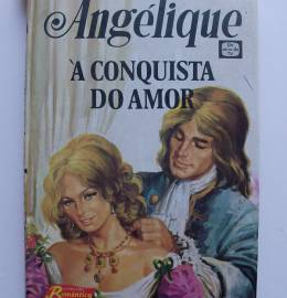 Angélique À Conquista do Amor - Anne e Serge Golon