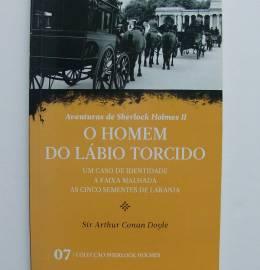Aventuras de Sherlock Holmes - Sir Arthur Conan Doyle