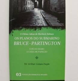 O Último Adeus de Sherlock Holmes - Sir Arthur Conan Doyle