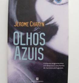 Olhos Azuis - Jerome Charyn