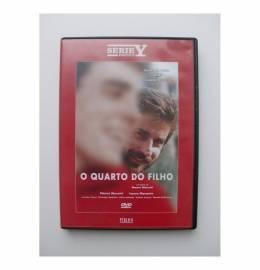 DVD O Quarto do Filho (de Nanni Moretti)