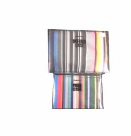 Paperchase Media Case and pass case dot stripe