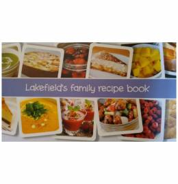 Lakefield's Family Recipe Book