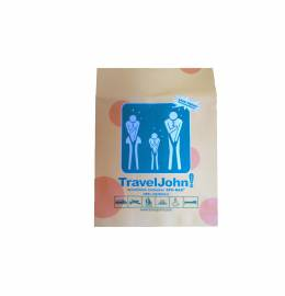 Travel John Car Sickness Bags ( 5 in a pack)